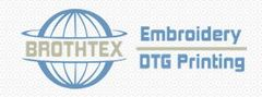 logo Brothtex Embroidery And Dtg Printing
