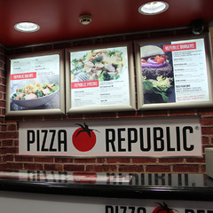 logo Pizza Republic