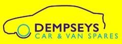 logo Dempseys Car And Van Sparess