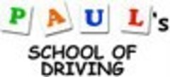logo Pauls School Of Driving Churchtown
